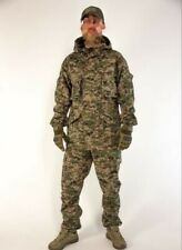 """Gorka 9 """"Surpat"""" Russian Army for special forces camouflage Multicam Uniform"""