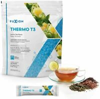 Thermogenic fat burner weight loss drink w.Lemon Tea Flavor by Fuxion Thermo T3