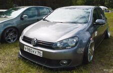 Front Splitter VW Golf mk6