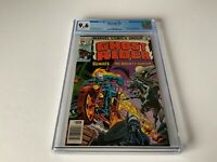 GHOST RIDER 31 CGC 9.6 WHITE PAGES 1ST FULL BOUNTY HUNTER MARVEL COMICS 1978