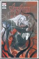 Venom #26 Peach Momoko Trade Knull Cover 1st Virus Appearance Marvel 2020 Comic