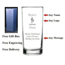 Personalised HighBall Captain Morgan's, Christmas Gift / Secret Santa Gift