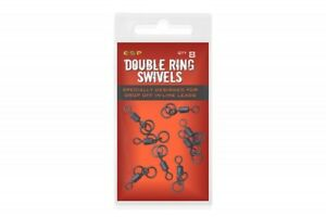 ESP Double Ring Swivel Pack of 8