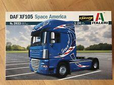 +++ Italeri 1:24 DAF XF-105 Space America 3933