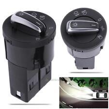 Headlight Switch Control  Fog Light For Volkswagon Bora A4 Golf 4 MK4 2002- 2007