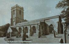 PC41896 Wyke Regis Church. Weymouth. Sweetman. Sunshine. RP