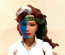 HASBRO MARVEL LEGENDS WALGREENS EXCLUSIVE MYSTIQUE TRANSFORMING ROGUE HEAD