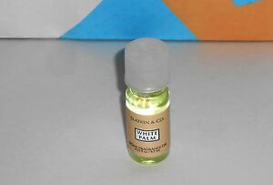 Bath & Body Works Slatkin & Co White Palm Home Fragrance Oil 0.33oz. NEW RARE