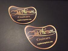 McPherson Guitars Factory 2pc Sticker Set