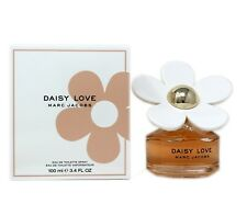 MARC JACOBS DAISY LOVE EAU DE TOILETTE SPRAY 100 ML/3.4 FL.OZ. NIB