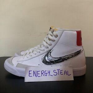 Nike blazer mid 77 WHITE-RED 40.5