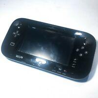 NINTENDO WII U CONSOLE SCREEN ONLY GAMEPAD TABLET FAULTY