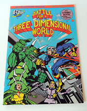 BATTLE For A THREE-DIMENSIONAL WORLD - MINT