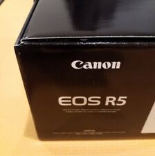 [Brand NEW] Canon EOS R5 Full-Frame Mirrorless with 8K, 45 Megapixel