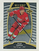 2019-20 Upper Deck Allure #81 FILIP ZADINA RC Rookie Red Wings QTY AVAILABLE