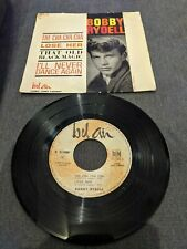 Disque 45 tours Bobby Rydell - The Cha Cha Cha - 211 088