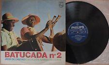 Jadir De Castro/Escola De Samba Da Cidade - Batucada Nº 2 RARE BRAZIL 1966