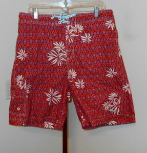 TOMMY BAHAMA  Bathing Suit Swim Trunks Sz L