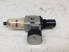 SMC AW20-02G-R Pneumatic Regulator Filter Assembly AW2002GR (TSC)