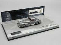 MINICHAMPS 1:43  DELAHAYE 145 COUPE 1938 grey