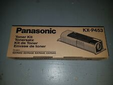 Genuine Panasonic KXP453 Black Toner Kit KX-P4410 P4430 P4440 P5410 BNIB