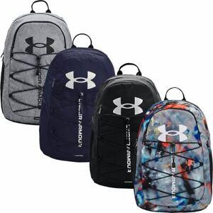 Under Armour Hustle UA Sport Water-Resistant Backpack Bag/School Bag/Laptop Bag