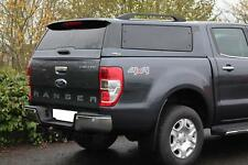 FORD RANGER T6 DOUBLE CAB 2012 ON RIDGEBACK PLATINUM HARDTOP - SEA GREY