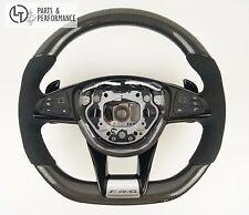 De carbono real & piano volante para Mercedes-Benz Clase E e63 & e63s AMG w213 s213
