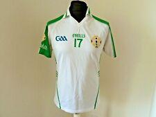 GAA LONDON LONDAIN GAA Shirt Jersey White Gaelic Football Rare Hurling size M