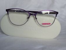 New Women's Cosmopolitan Eyeglass Frame Harper Purple Metal 52-16-140