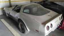 1982 Corvette Collector Edition Inside Windshield Trim Pieces
