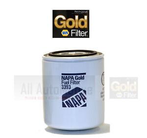 Fuel Filter NAPA FILTERS 3393 fits Kubota Hino Case GMC Toyota Diesel