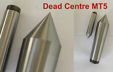 MT5 MORSE TAPER LATHE DEAD CENTRE HARDENED & GROUND Quality Heavy Duty Tool