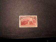 Us Stamp Scott# 236 Columbus Restored to Favor 1893 Mh C350