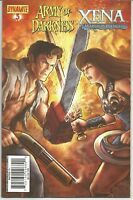 Army of Darkness / Xena (Warrior Princess) #3 : 2008 : Dynamite Comics
