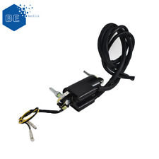 12V Dual Wire Ignition Coil Fit For Honda Kawasaki Yamaha Suzuki CB KZ XS GS