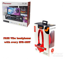 Pioneer SPH-10BT Single Din car stereo USB BT Apple car play Android Apps