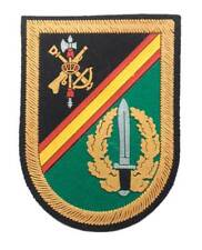 Parche PVC BOEL coser Bandera Operaciones especiales Legión militar 9x6,5 cms
