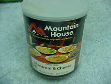 Mountain House Freeze Dried Emergency Food Supply Macaroni & Cheese #10 Can