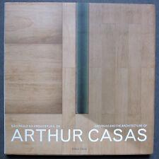 ARTHUR CASAS SAO PAULO NA ARQUITETURA ARCHITECTURE BRESIL NEW YORK DESIGN 2007
