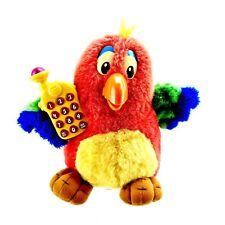 Vtech SIGNOR squawky PAPPAGALLO PARLANTE INTERATTIVO Insegna ai bambini ELETTRONICO TOY RARE