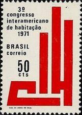 BRAZIL - 1971 - International Congress Conference - MNH Stamp - Scott #1183