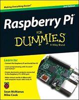 Raspberry Pi For Dummies by McManus, Sean