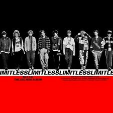"""SJ7shop [NCT 127] """"NCT #127 LIMITLESS"""" 2nd Album CD+Photo Book+Card+etc+POSTER"""