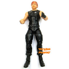 WWE The Shield Dean Ambrose Elite Wrestling Action Figure Kid Child Toy Mattel