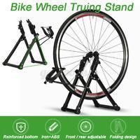 MTB Bike Wheel Truing Stand Bicycle Wheel Repair Maintenance Repair Foldable !