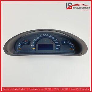 MERCEDES BENZ C-KLASSE W203 Tachometer Kombiinstrument KM:305962 A2035407611 VDO