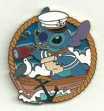Disney pin Nautical Series - Stitch  LE 250