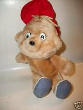 Plush 1983 Alvin and The Chipmunks Alvin, 8""