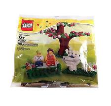 LEGO Seasonal Springtime Scene 40052 - New in Sealed PolyBag